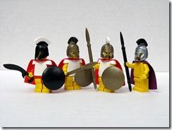 quatre cavaliers