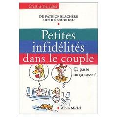 Petites infidélités dans le couple