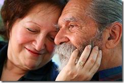 couple agé heureux