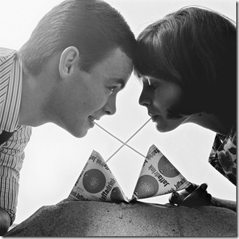 couple qui partage