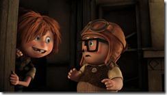 Carl et Ellie enfants