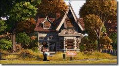 La maison de Carl et Ellie