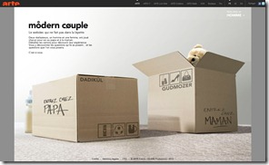 modern couple le webdocumentaire arte